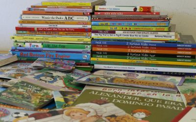 April Book Drive — Sandia Labs Federal Credit Union in Edgewood